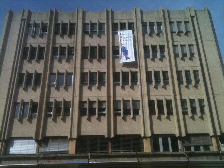 RP de la Rue Alexandre-Gavard - 1er avril 2011