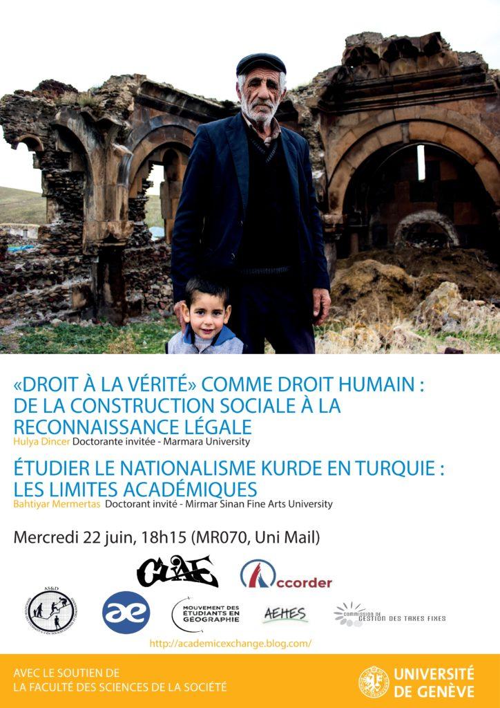Colloque interdisciplinaire du 20 au 24 juin - Mercredi
