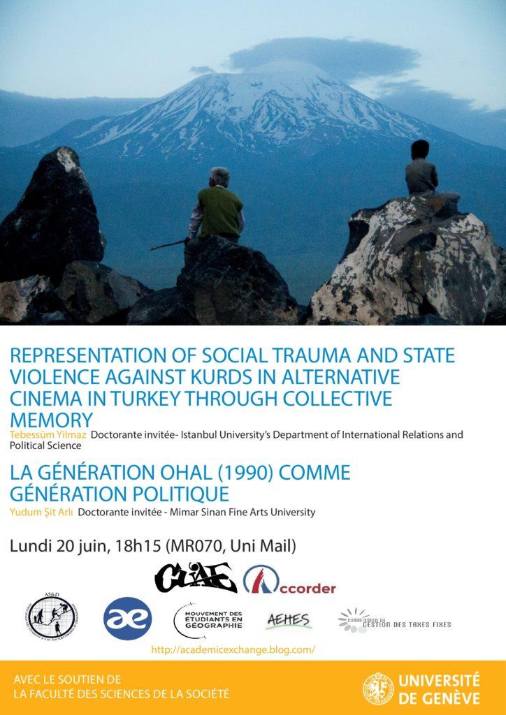 Colloque interdisciplinaire du 20 au 24 juin - Lundi